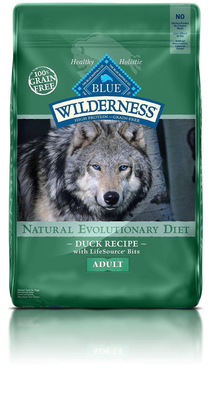 wilderness blue buffalo high protein dog food